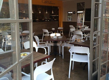 Cafe Veldemeers Harare