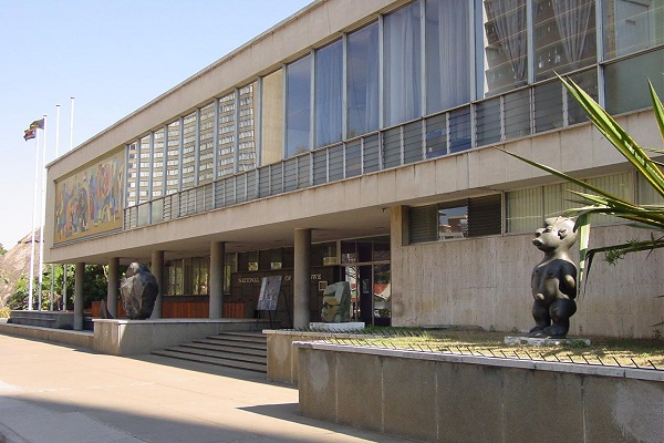 The National Gallery Harare